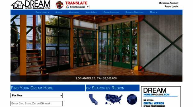 dreamhomesmagazine.com