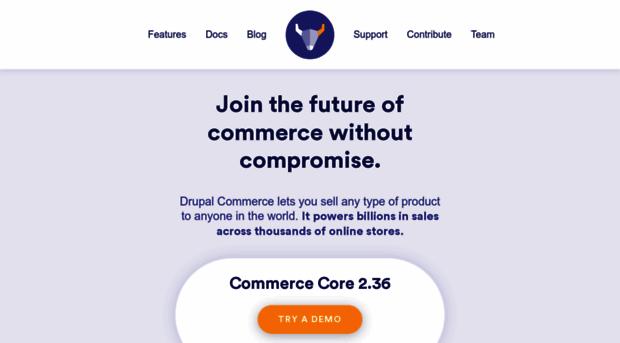 drupalcommerce.org