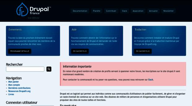 drupalfr.org