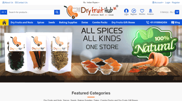 dryfruithub.com