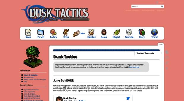dusktactics.com