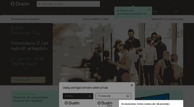 dustin.dk