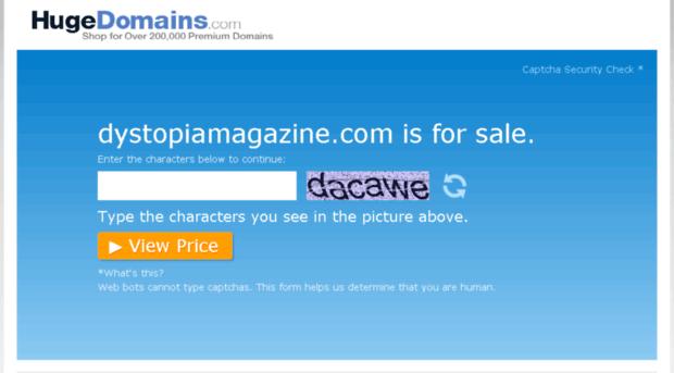 dystopiamagazine.com