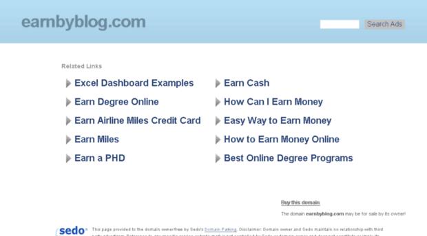 earnbyblog.com
