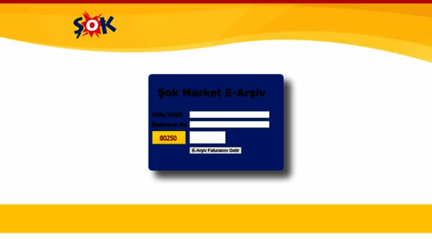 earsiv.sokmarket.com.tr