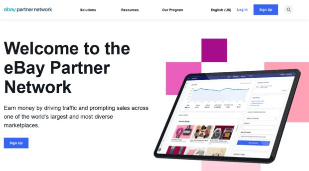 ebaypartnernetwork.com