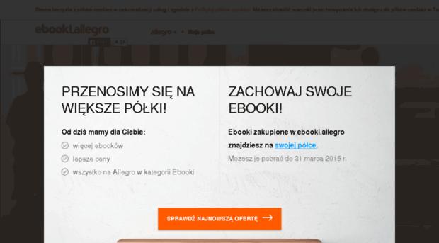 ebooki.allegro.pl