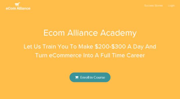 ecomallianceacademy.com