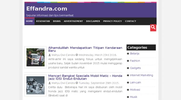 effandra.com