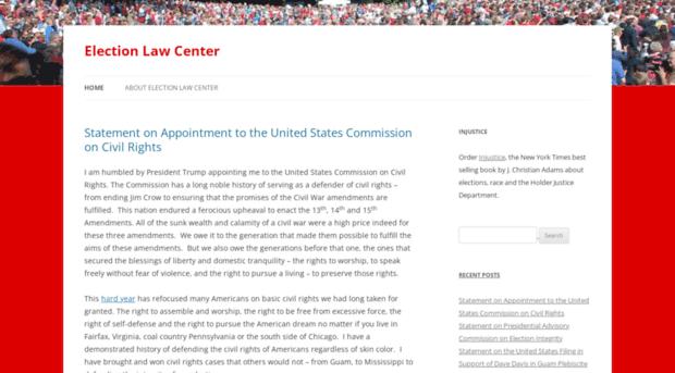 electionlawcenter.com