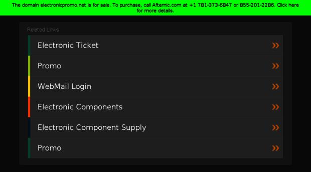 electronicpromo.net