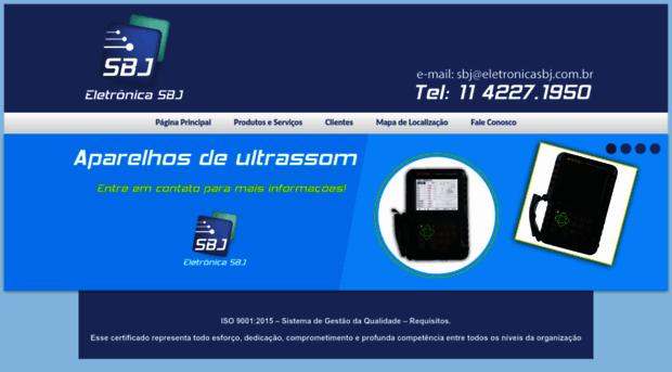 eletronicasbj.com.br