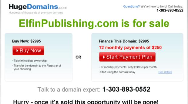 elfinpublishing.com