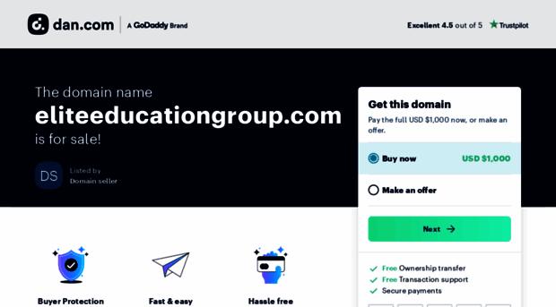 eliteeducationgroup.com