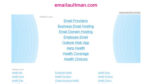 emailaultman.com