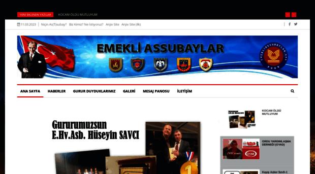 emekliassubaylar.org