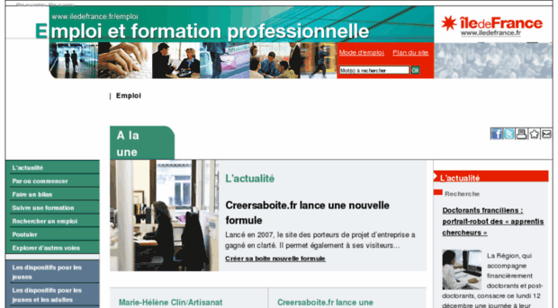 emploi.iledefrance.fr