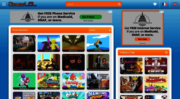 Online Net Games