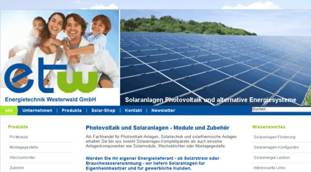 energietechnik-westerwald.de