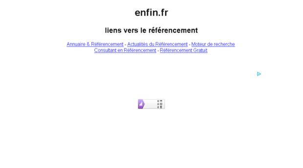 enfin.fr