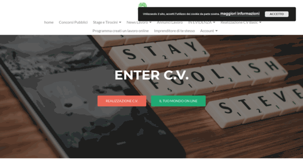 entercv.com