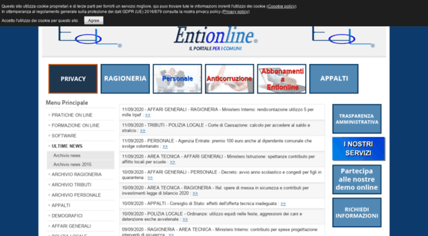 entionline.it