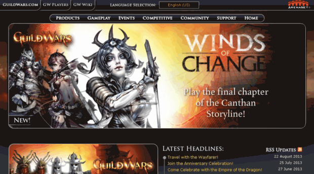 es.guildwars.com