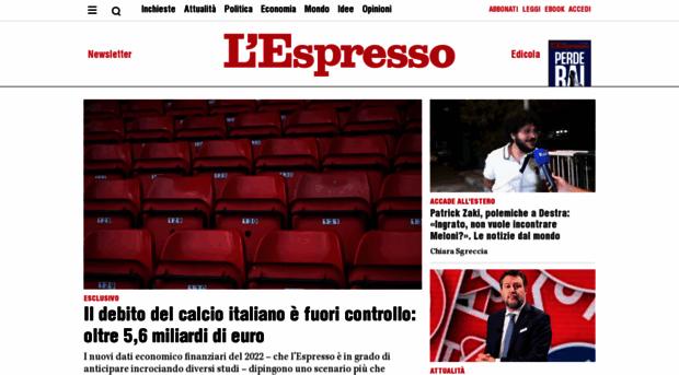 espressonline.it