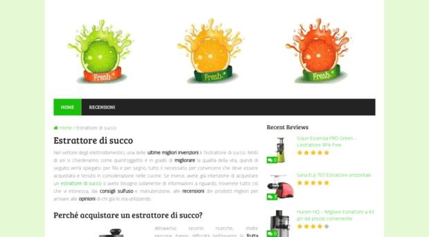 estrattore-di-succo.com