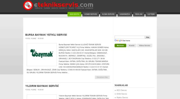 eteknikservis.com