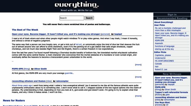 everything2.com