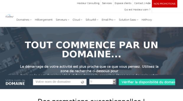 exchange-hebergement.com