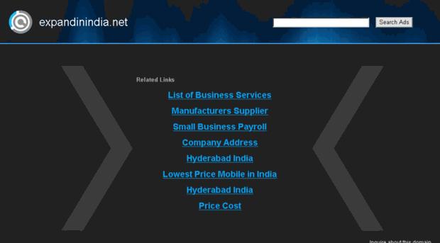 expandinindia.net