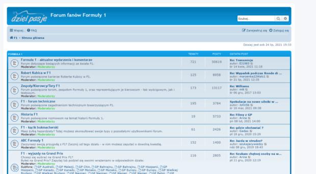 f1forum.formula1.pl