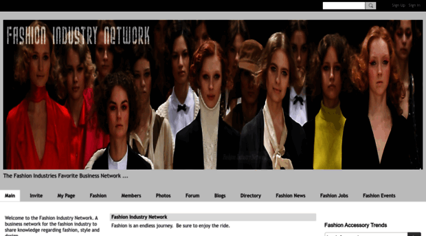 fashionindustrynetwork.com