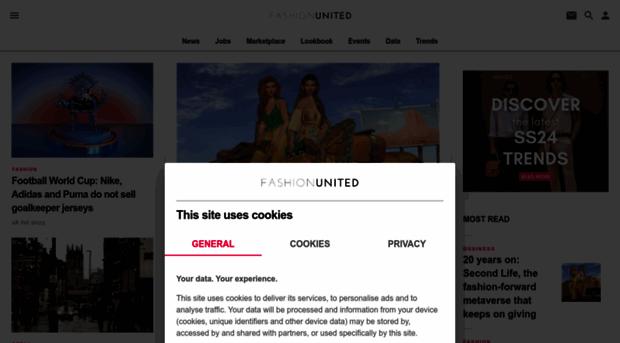 Fashionunited Uk Fashion News Fashion Jobs Ne Fashion United