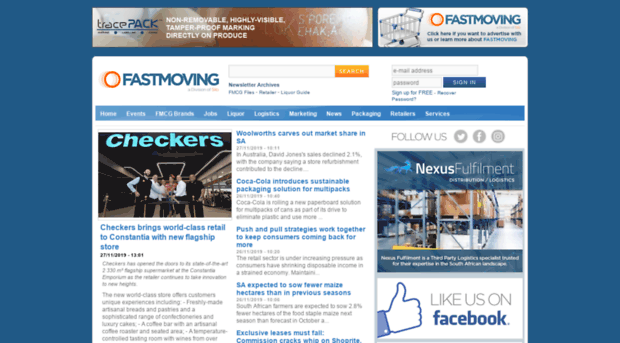 fastmoving.co.za