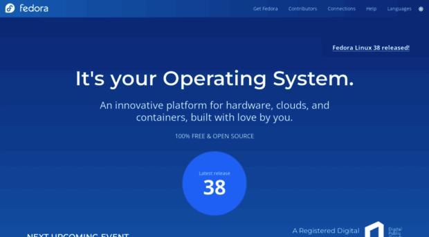 fedoraproject.org