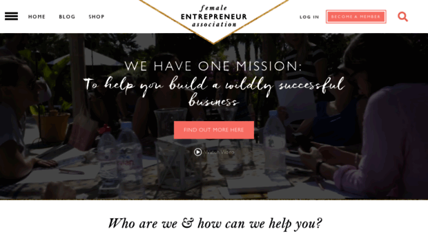 femaleentrepreneurassociation.com