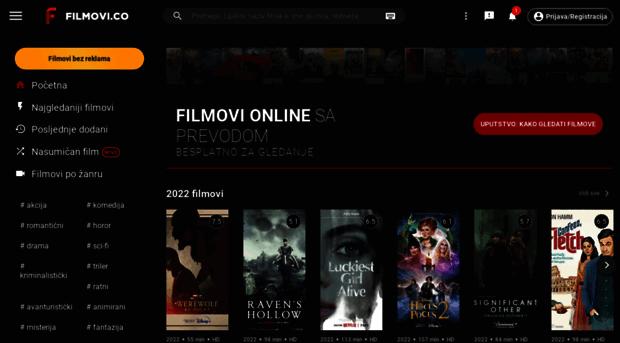 Srpski registracije filmovi prevodom na bez za gledanje sa Filmovi sa