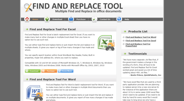 Findandreplacetoolcom find and replace tool for word for Search documents tool