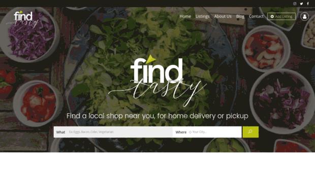 findtasty.co.uk
