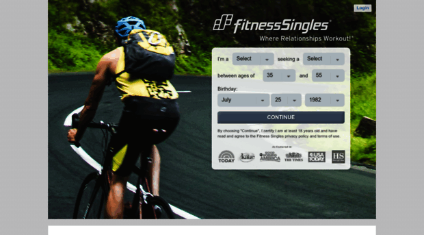 online dating cyclists Date(s): june 8-10, 2018  more than 3,000 cyclists travel 150 miles from duluth  to the twin cities for one cause: a world free of ms it's fun  our how-to videos  on our online fundraising tools will help you become a fundraising pro in no time.