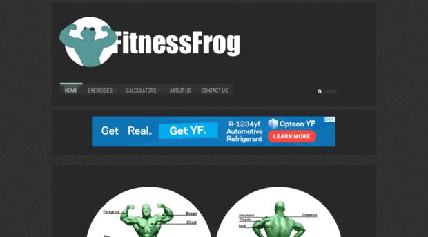 fitnessfrog.com