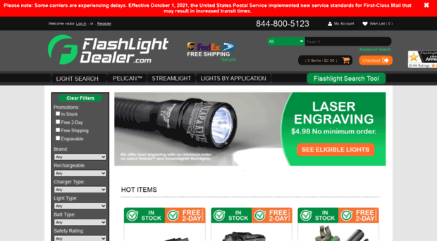 flashlightdealer.com