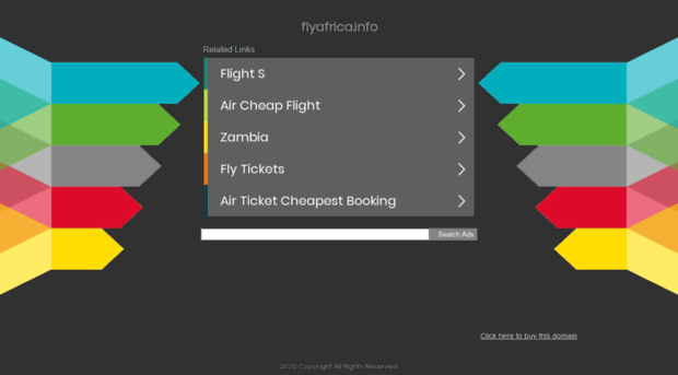 flyafrica.info