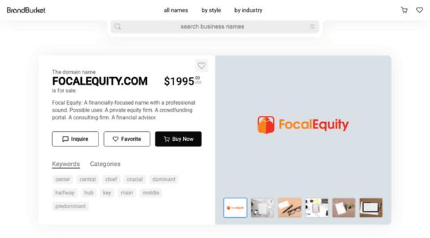 focalequity.com