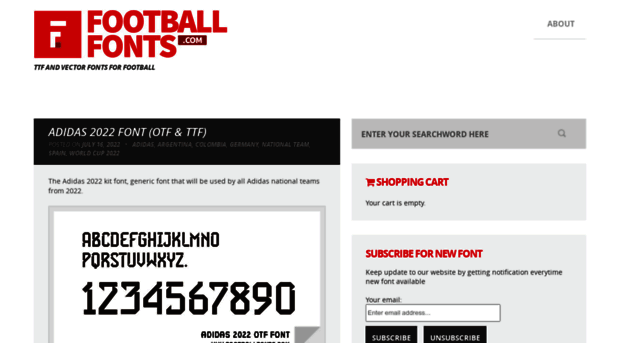 footballfonts com football fonts ttf and vecto football fonts sur ly