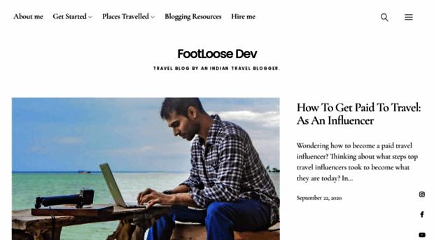 footloosedev.com