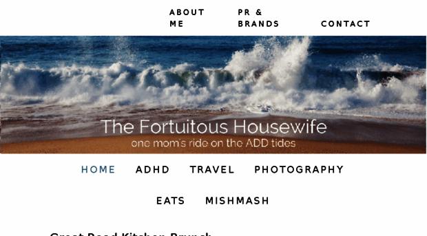 fortuitoushousewife.com